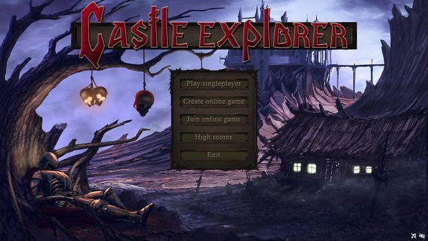 Castle Explorer Torrent Download