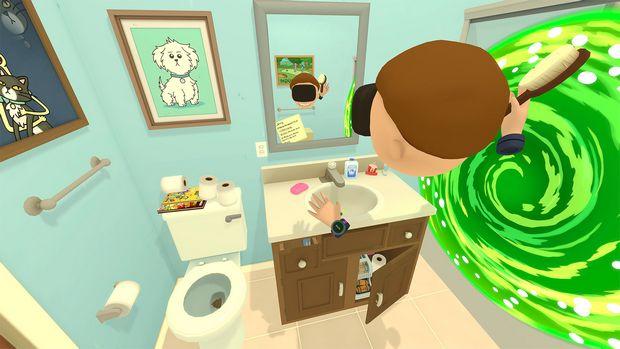 Rick and Morty: Virtual Rick-ality PC Crack