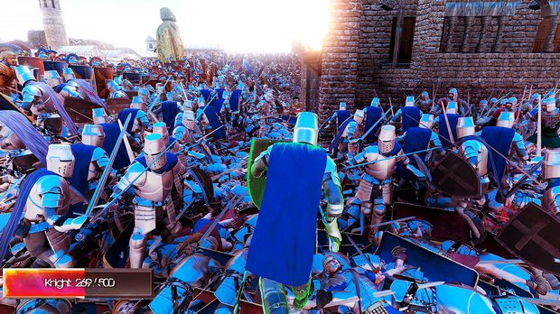 Ultimate Epic Battle Simulator PC Crack