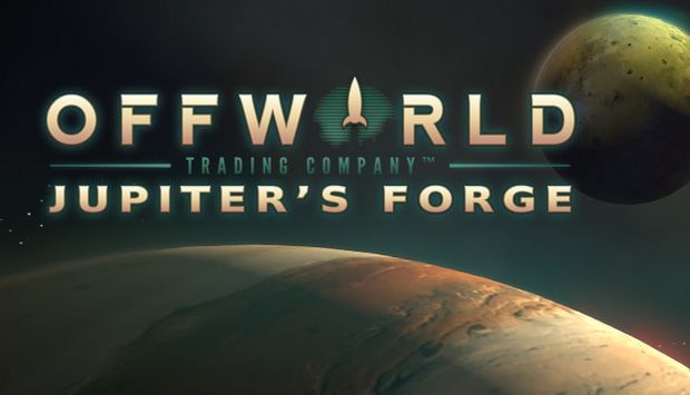 Offworld Trading Company: Jupiter's Forge Expansion Pack Free Download