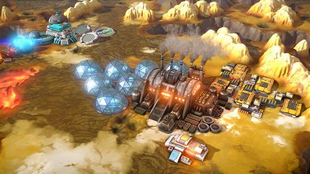 Offworld Trading Company: Jupiter's Forge Expansion Pack Torrent Download