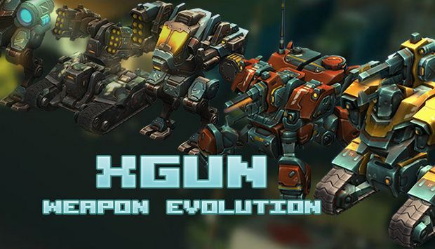 XGun-Weapon Evolution Free Download