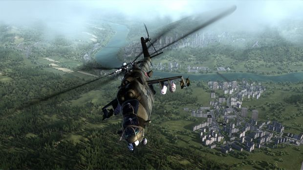 Air Missions: HIND Torrent Download