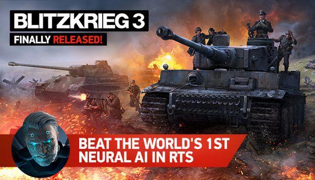 Blitzkrieg 3 Free Download