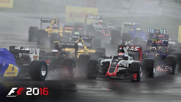 F1 2016 PC Crack
