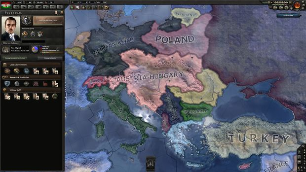 Hearts of Iron IV: Death or Dishonor Torrent Download