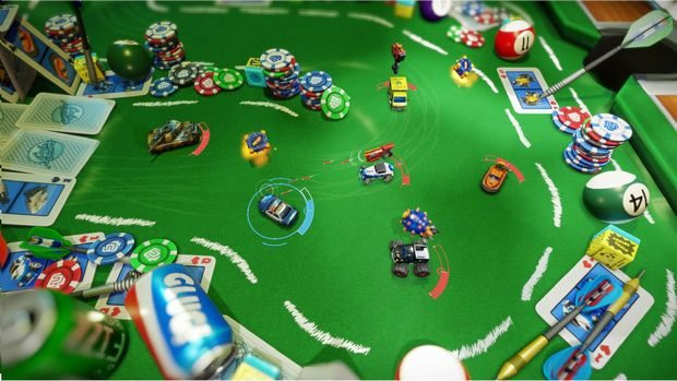Micro Machines World Series Torrent Download