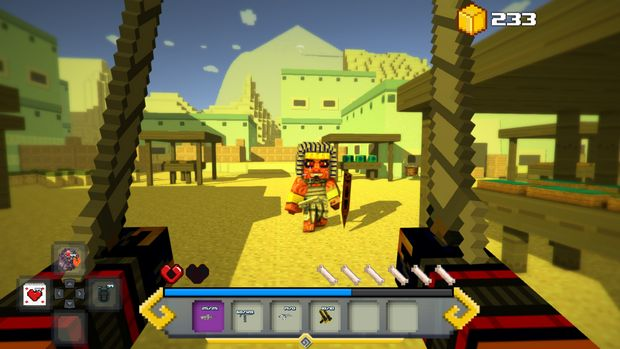 Block Survival: Legend of the Lost Islands PC Crack