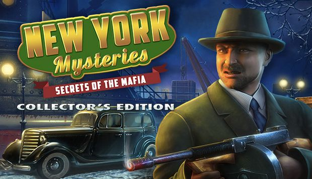 New York Mysteries: Secrets of the Mafia Free Download