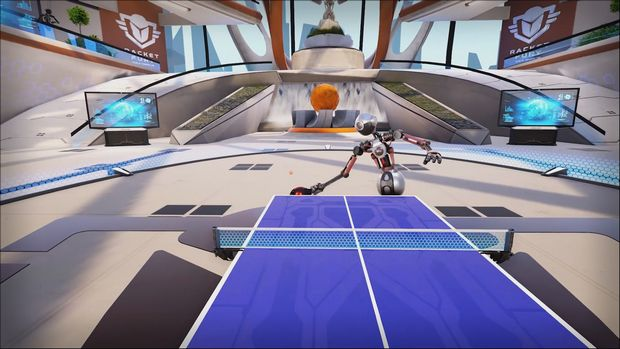 Racket Fury: Table Tennis VR Torrent Download