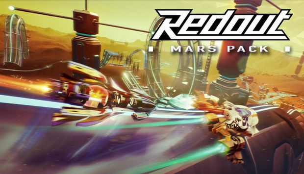 Redout - Mars Pack Free Download