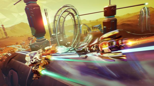 Redout - Mars Pack Torrent Download
