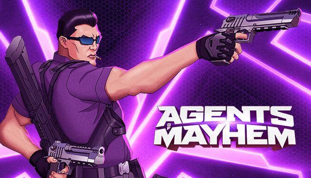 Agents of Mayhem Free Download