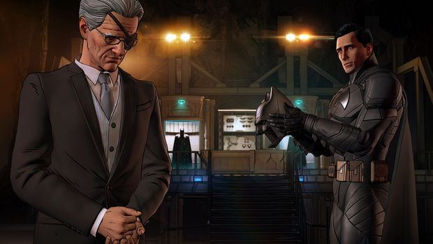 Batman: The Enemy Within - The Telltale Series PC Crack