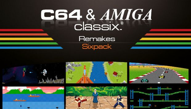 C64 and AMIGA Classix Remakes Sixpack Free Download
