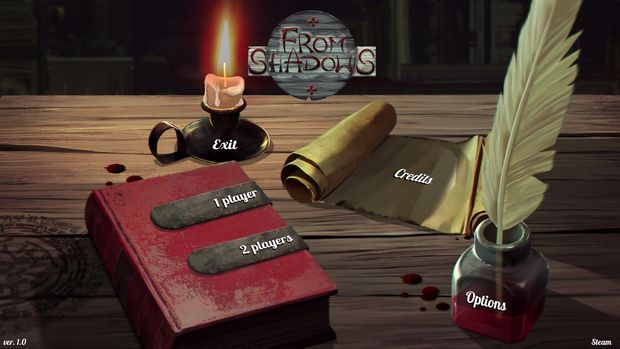 From Shadows Torrent Download