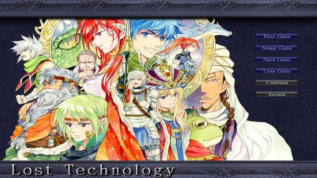 Lost Technology Torrent Download