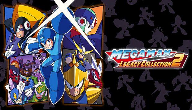 Mega Man Legacy Collection 2 2 Free Download