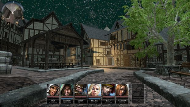 Realms of Arkania: Star Trail PC Crack
