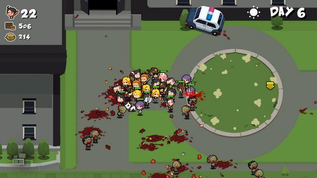 Run!ZombieFood! PC Crack