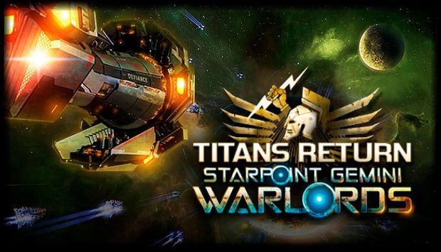 Starpoint Gemini Warlords: Titans Return Free Download