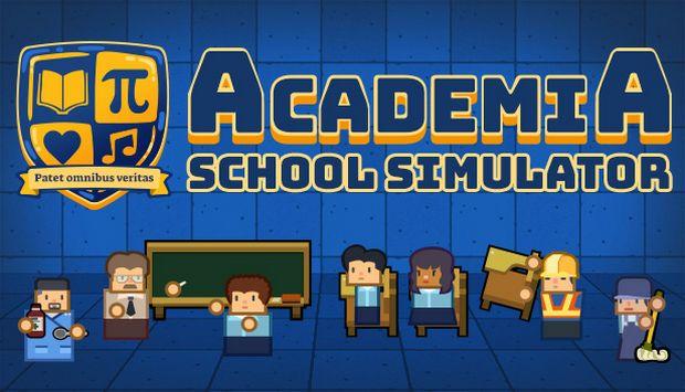Academia : School Simulator Free Download