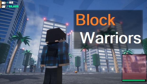 BLOCK WARRIORS: &quotOpen World&quot Game Free Download