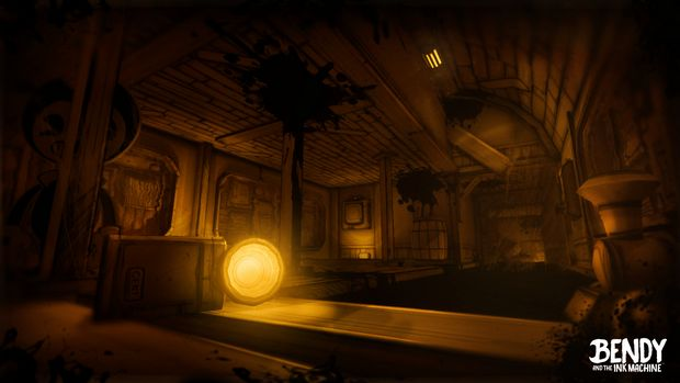 Bendy and the Ink Machine PC Crack