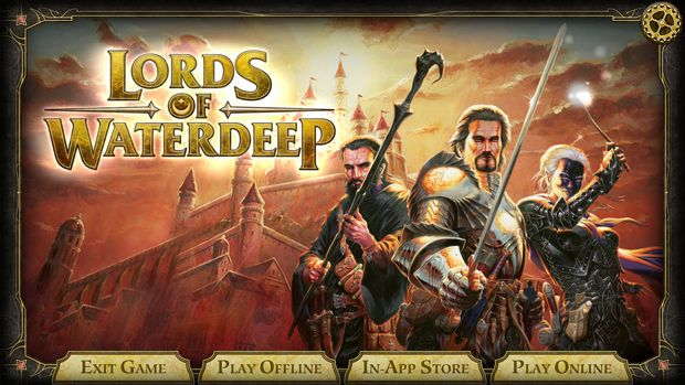 DandD Lords of Waterdeep PC Crack
