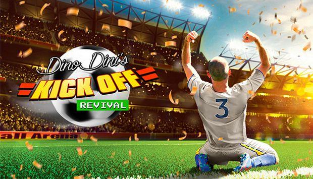 Dino Dini's Kick Off Revival - Steam Edition Free Download