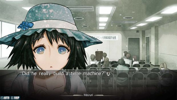 STEINSGATE PC Crack