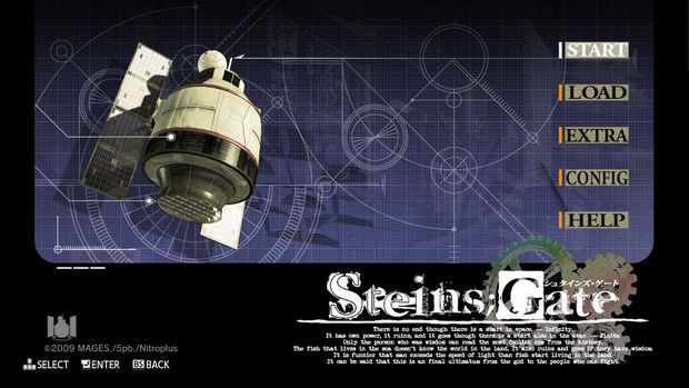 STEINSGATE Torrent Download