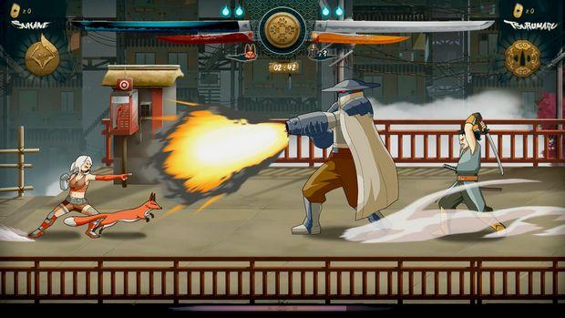 Samurai Riot PC Crack