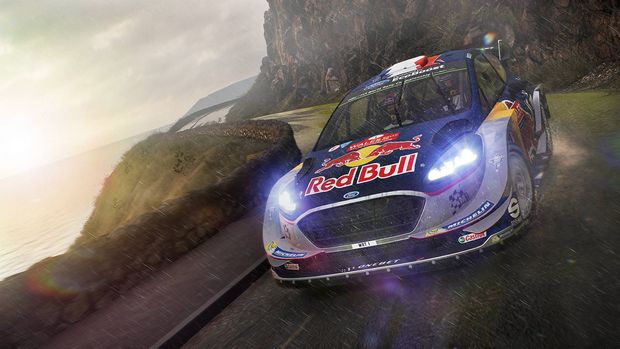 WRC 7 FIA World Rally Championship Torrent Download