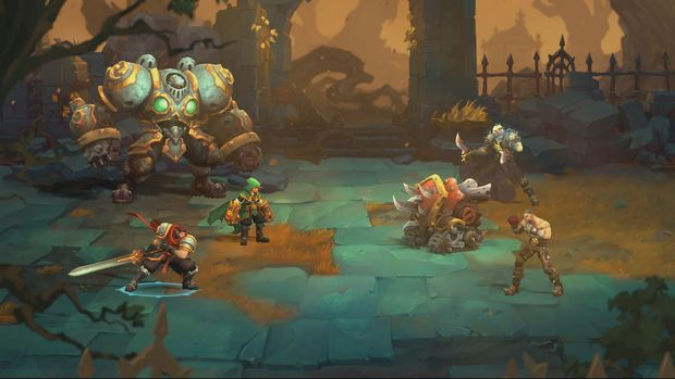 Battle Chasers: Nightwar PC Crack
