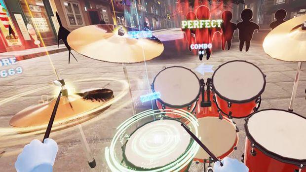 Drummer Talent VR Torrent Download