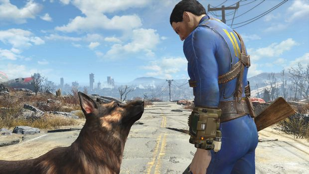 Fallout 4 Update Only 1.10.163.0 Hotfix Torrent Download