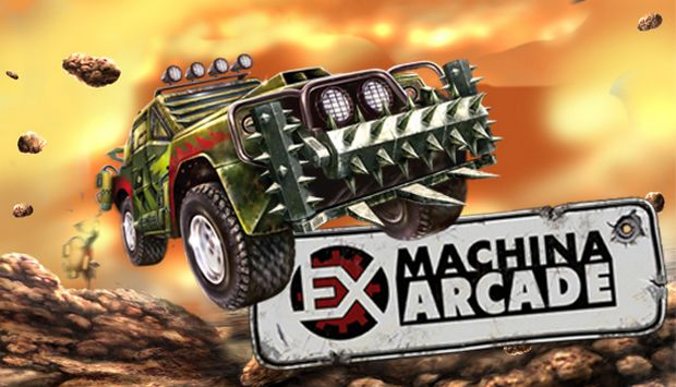 Hard Truck Apocalypse: Arcade Ex Machina: Arcade Free Download