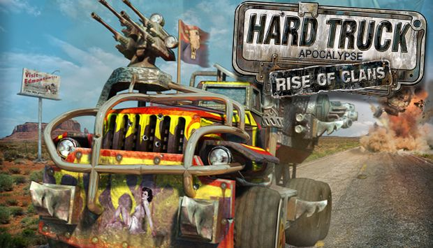 Hard Truck Apocalypse: Rise Of Clans Ex Machina: Meridian 113 Free Download