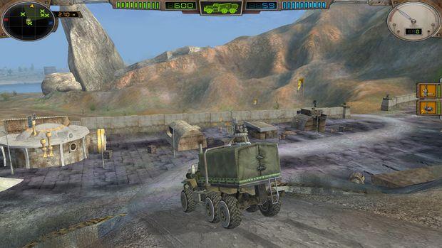 Hard Truck Apocalypse: Rise Of Clans Ex Machina: Meridian 113 PC Crack