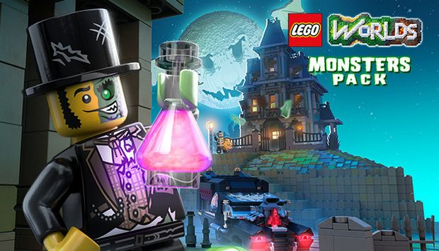LEGO Worlds: Monster Pack Free Download