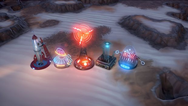 Offworld Trading Company - Conspicuous Consumption DLC PC Crack