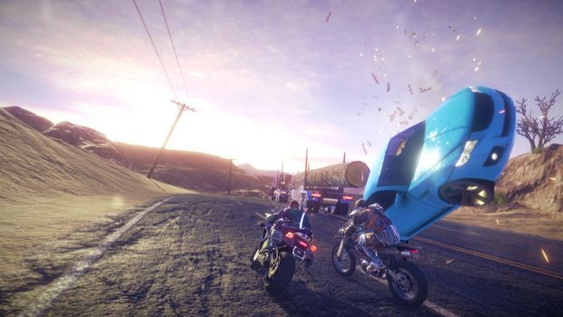 Road Redemption PC Crack