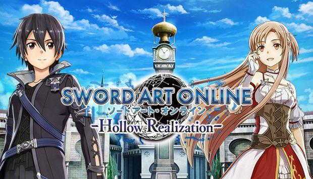 sword art online game hollow fragment pc