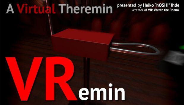 VRemin A Virtual Theremin Free Download