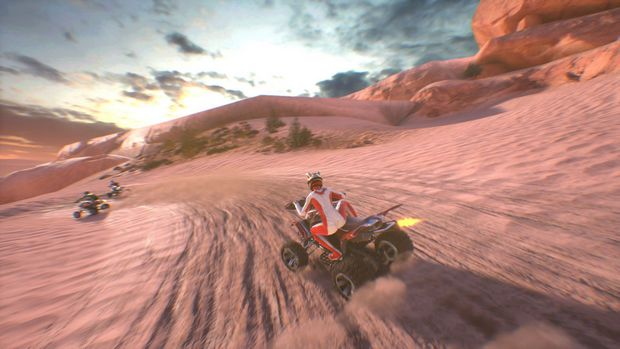 ATV Drift and Tricks Torrent Download