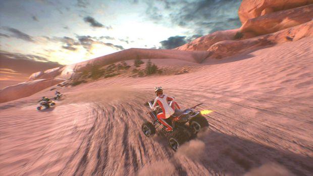 ATV Drift and Tricks Torrent Download