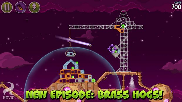 Angry Birds Space PC Crack