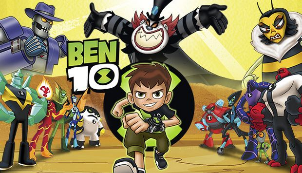 Ben 10 68 Games [PC] Torrent - Only Play Game's