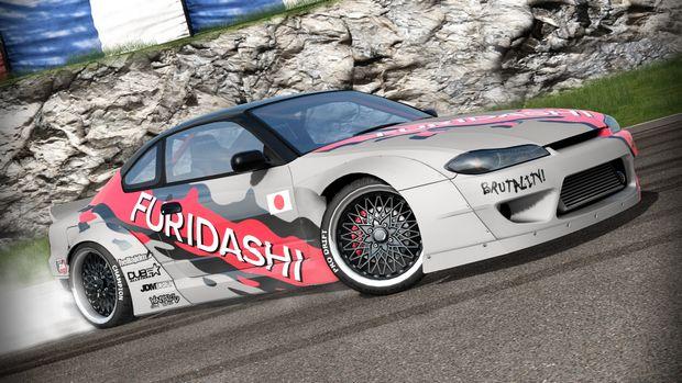 FURIDASHI: Drift Cyber Sport Torrent Download